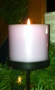 Hope Candle (112x182)