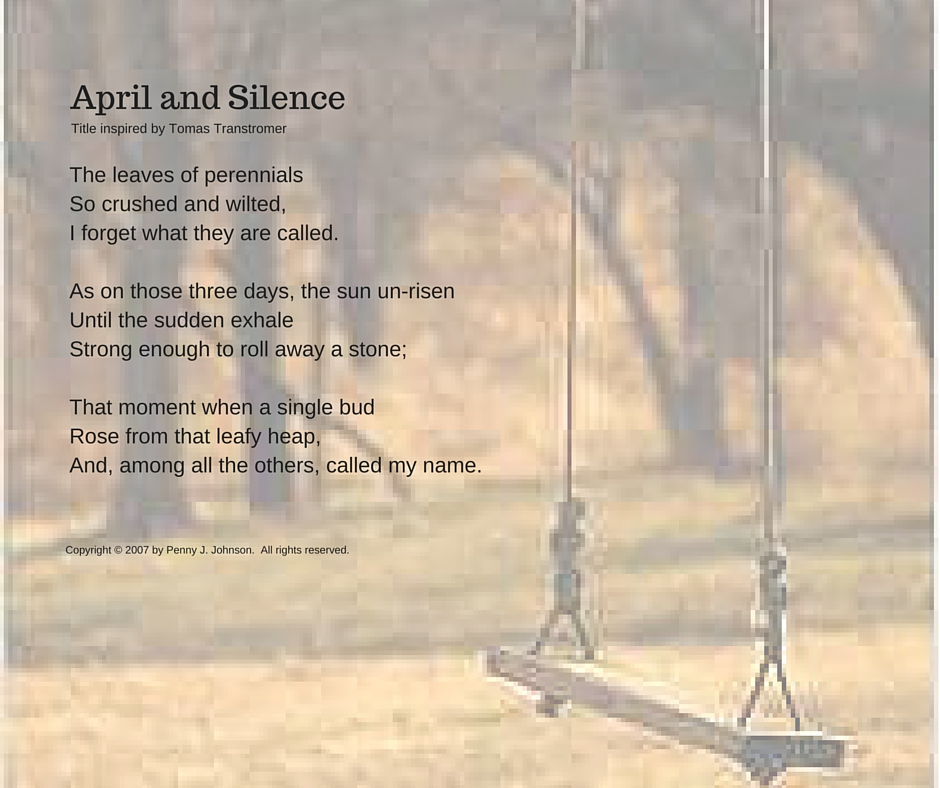 April and Silence
