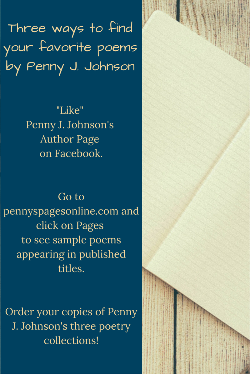Copy of Looking for your favorite poem by Penny J. Johnson_